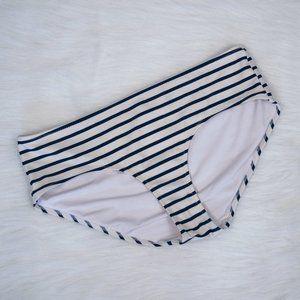 3/$20 Aerie Striped Swim Bottoms